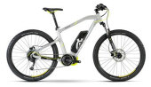 E-Bike Husqvarna Bicycles Light Cross LC1 silver
