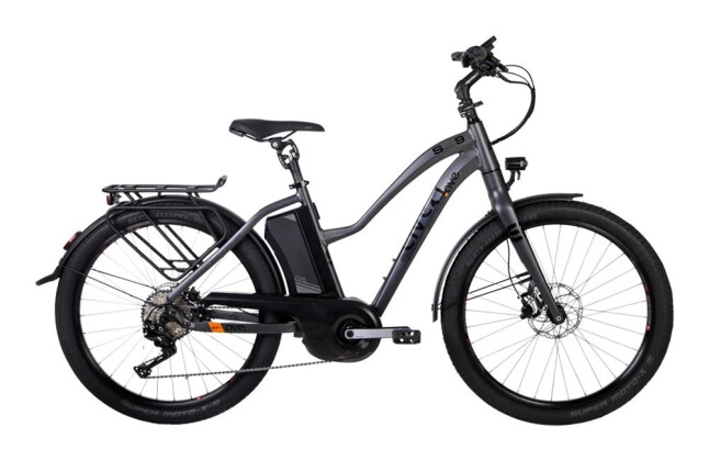 E-Bike AVE SH9 Lady XT 2018
