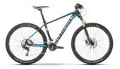 Mountainbike Raymon SEVENRAY 6.0 Hardtail Schwarz