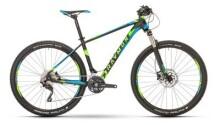 Mountainbike Raymon SEVENRAY 5.0 Hardtail Schwarz
