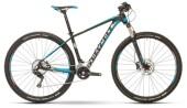 Mountainbike Raymon NINERAY 6.0 Hardtail Schwarz