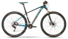 Mountainbike Raymon NINERAY 6.0 Hardtail Schwarz