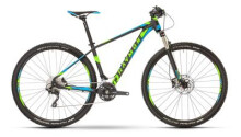 Mountainbike Raymon NINERAY 5.0 Hardtail Schwarz