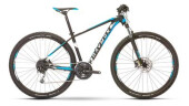 Mountainbike Raymon NINERAY 4.0 Hardtail Schwarz
