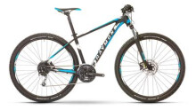 Mountainbike Raymon NINERAY 4.0 Hardtail Schwarz