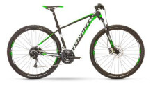 Mountainbike Raymon NINERAY 3.0 Hardtail Schwarz