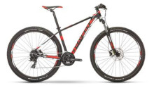 Mountainbike Raymon NINERAY 2.0 Hardtail Schwarz