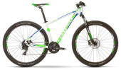 Mountainbike Raymon NINERAY 2.0 Hardtail Weiß
