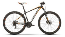 Mountainbike Raymon NINERAY 1.0 Hardtail Schwarz