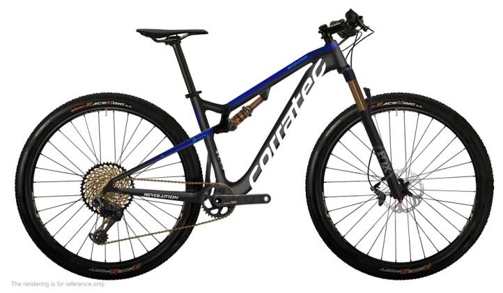Mountainbike Corratec Revolution iLink SL Factory 2019