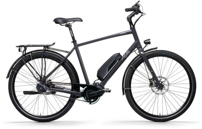 E-Bike Faible Vivace Steps Alfine8-Di2 Diamant 2018