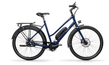 E-Bike Faible Vivace Steps Alfine8-Di2 Trapez