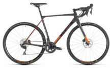 Rennrad Cube Cross Race C:62 Pro grey´n´red