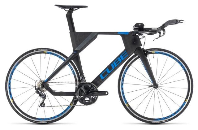 Rennrad Cube Aerium Race carbon`n`blue 2019