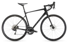 Rennrad Cube Attain GTC SL Disc carbon´n´grey