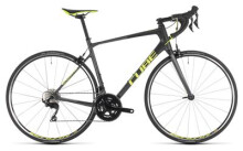 Rennrad Cube Attain GTC Pro iridium´n´flashyellow
