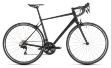 Rennrad Cube Attain SL black´n´grey