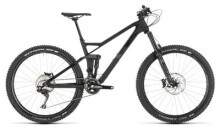 Mountainbike Cube Stereo 140 HPC SL 27.5 carbon´n´grey