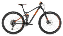 Mountainbike Cube Stereo 120 TM 29 grey´n´orange