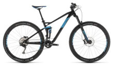 Mountainbike Cube Stereo 120 Race 29 black´n´blue