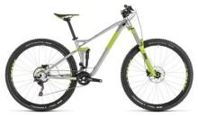 Mountainbike Cube Stereo 120 Pro 29 silver´n´green