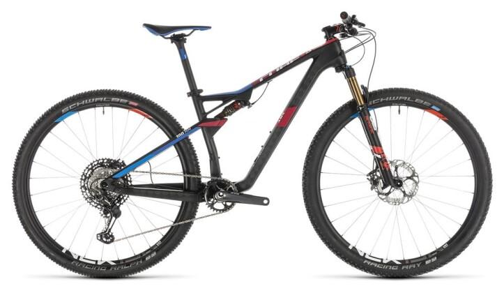Mountainbike Cube AMS 100 C:68 SL 29 teamline 2019