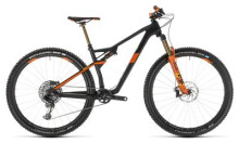 Mountainbike Cube AMS 100 C:68 TM 29 grey´n´orange