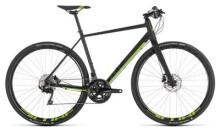 Crossbike Cube SL Road Race black´n´green