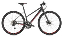 Crossbike Cube SL Road Pro iridium´n´red Trapez