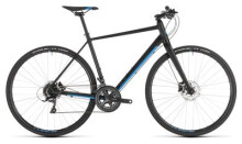 Crossbike Cube SL Road black´n´blue