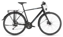 Trekkingbike Cube Travel Sport black´n´blue