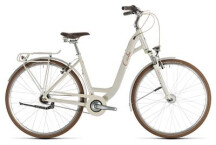 Citybike Cube Ella Cruise cream´n´red