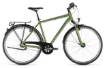 Citybike Cube Town Pro green´n´silver