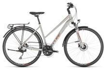 Trekkingbike Cube Touring EXC grey´n´orange Trapez