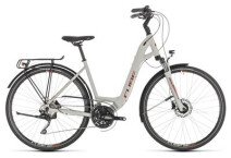 Trekkingbike Cube Touring EXC grey´n´orange Easy Entry