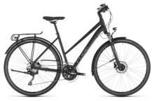 Trekkingbike Cube Touring EXC black´n´brown Trapez
