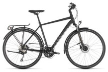 Trekkingbike Cube Touring EXC black´n´brown