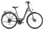 Trekkingbike Cube Touring Pro brown´n´silver Easy Entry