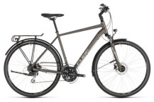 Trekkingbike Cube Touring Pro brown´n´silver