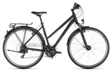 Trekkingbike Cube Touring black´n´blue Trapez