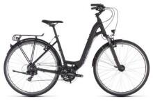 Trekkingbike Cube Touring black´n´blue Easy Entry