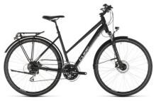 Trekkingbike Cube Touring ONE black´n´grey Trapez