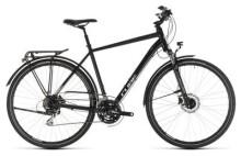 Trekkingbike Cube Touring ONE black´n´grey