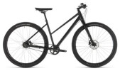 Urban-Bike Cube Hyde Pro black´n´blue Trapez