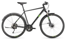 Trekkingbike Cube Cross Allroad iridium´n´green