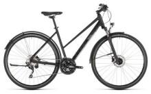 Trekkingbike Cube Nature EXC Allroad black´n´grey Trapez