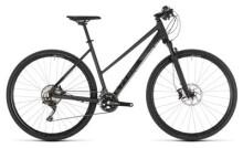 Trekkingbike Cube Cross SL iridium´n´black Trapez