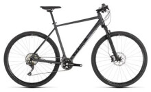 Trekkingbike Cube Cross SL iridium´n´black