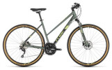 Crossbike Cube Nature EXC green´n´black Trapez