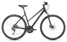 Crossbike Cube Nature EXC black´n´grey Trapez